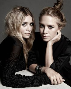 OLSENS ANONYMOUS BLOG MKA MARY KATE ASHLEY OLSEN PHOTOSHOOT PICTURE WSJ INNOVATORS OF THE YEAR 2012 PORTRAIT BLACK SHEER BEADS BEADED MESSY WAVY HAIR TOP  KNOT SILK PANNELED SPIKE STUDDED BRACELETS STACKED RING SMOKEY EYE