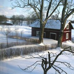 Vår verkstad i Dalsland / Our workshop Dalsland, Sweden