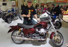 Moto Guzzi California by Doc Jensen - Contest winner Moto Guzzi California, Custom Bikes, Motorcycle, Custom Motorcycles, Motorcycles, Custom Bobber, Motorbikes, Choppers