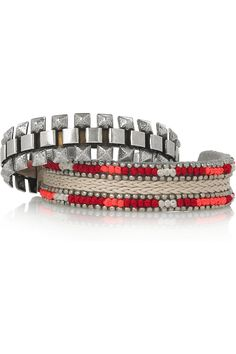 Isabel Marant | Mad Mum & Flass set of two cuffs