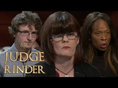 The Most Shocking Courtroom Moments | Judge Rinder - YouTube