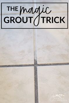 Best Way to Clean Bathroom Grout Lovely 3 top Secret Tricks for Cleaning with Vinegar Floor Tile Grout, Grout Stain, Tile Grout Cleaner, Clean Tile Grout, How To Clean Grout, How To Clean Floors, Grouting Tile, Clean Grout Lines, Linoleum Flooring