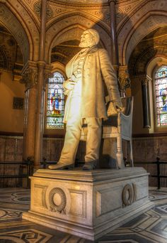 President Garfield's Tomb - Lakeview Cemetery, Cleveland, Ohio