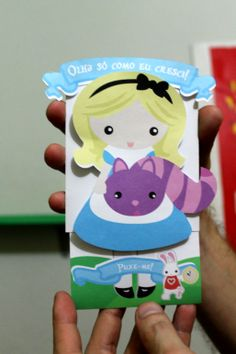 Alice no País das Maravilhas  ❥ comercial@fabricavisual.com.br