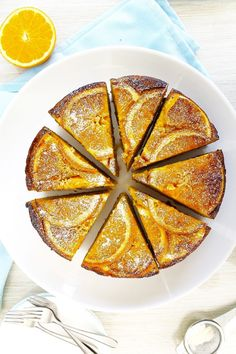 Flourless Orange & Almond Cake | Yum. Gluten Free