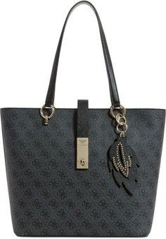 968044e43b3f2 GUESS Nissana Large Tote Handbags   Accessories - Macy s