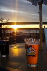 Snow Goose Brewery Anchorage AK Great Beer and An Awesome View Try it if you're ever there.