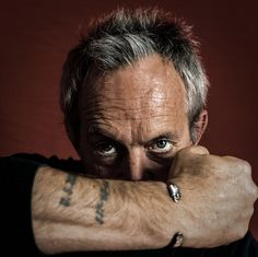 "Lance Henriksen. He is very good friends with James Cameron, who envisioned the ""Terminator"" with Lance in the lead."