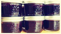 Autumn's Copper Pot: Low-Sugar Blueberry Jam