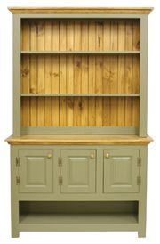 Painted Pine Furniture: Handmade Pine Furniture: By Candlelight Amish Furnishings