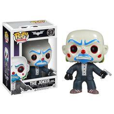 The Dark Knight Trilogy Pop! Vinyl Figure Bank Robber Joker - Funko Pop! Vinyl - Category