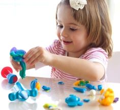 Allergy-Free Play Dough Recipes. Pinned for Kidfolio, the parenting mobile app that makes sharing a snap.