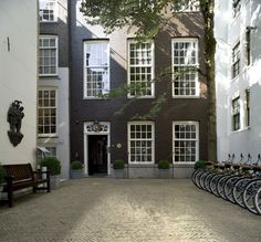 The Dylan Hotel Amsterdam - Fore Court