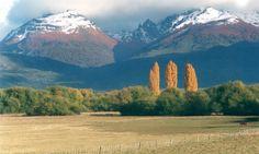 Modern day Welsh Patagonia