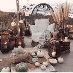 A beautiful outdoor space to enjoy warm nights and good friends! What do you th… A beautiful outdoor space to enjoy warm nights and good friends! 👀 TAG a friend who would love to sit out here! Bohemian Patio, Cozy Backyard, Backyard Patio Designs, Outdoor Living, Outdoor Decor, Outdoor Life, Outdoor Spaces, Outdoor Furniture, Dream Rooms