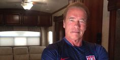 Arnold Schwarzenegger Walks Out Over Former 'The Celebrity Apprentice' Host Donald Trump Questions - http://www.movienewsguide.com/arnold-schwarzenegger-walks-former-celebrity-apprentice-host-donald-trump-questions/183539