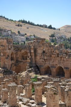 Baalbeck, Beqaa, Lebanon.  Remember being here as a child.  Wonderful memories.
