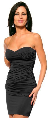 FITTED RUCHED SEXY LEOPARD STRAPLESS PARTY MINI DRESS
