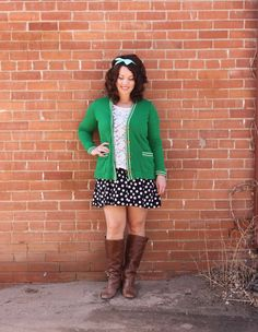 we love how Rachel from @Smile and Wave styled her Colette headband for spring-time weather!