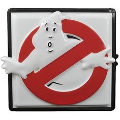 Ghostbusters Lighted Logo Sign