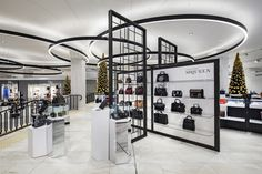 David Jones flagship store by Dalziel & Pow, Melbourne – Australia » Retail Design Blog