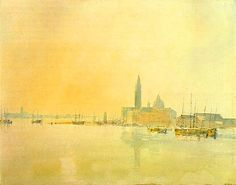 Untitled Watercolour by JMW Turner (English, 1775-1851)