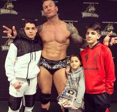 Randy Orton with his boys Wwe Total Divas, Nxt Divas, Bmx Cycles, Wwe Live Events, Eddie Guerrero, The Shield Wwe, Star Wars, Daniel Bryan, Wrestling Wwe