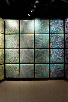 Heather Macali - Warped: A Kaleidoscopic, Immersive Environment