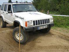 jeep cherokee lifted 89