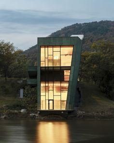 Villa Cipea / Sanaksenaho Architects #architecture #design