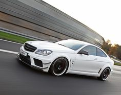 Mercedes Benz C63 AMG Coupe Black Edition Tuned | By VÄTH
