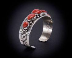 Jeanette Dale Mediterranean Coral bracelet