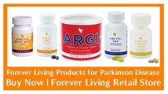 forever living dietary supplements   Great for Parkinson's patients