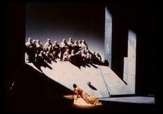THAÏS Opéra d'Avignon JOSE VAN DAM Scénographie et mise en scène A.SELVA (antoineselva.com)