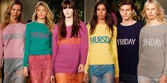 Eccola la rainbow week più cool del momento, l'abbiamo vista indossare in edizione speciale al compleanno di Chiara Ferragni da tutta la crew.   www.jelmini.it  #rainbowweek #selectedbyeleonora #albertaferretti