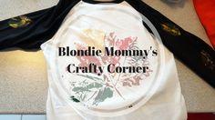 Blondie mommy's crafty corner