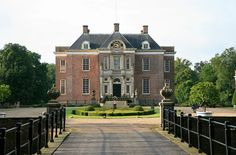 "Dutch castle ""Middachten""in the provence Gelderland"