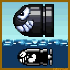 Bill & Ted's Excellent Adventureby Brother Brain.Bullet Bill and Torpedo Ted. Yoshi's Island DS (NDS) Nintendo 2006. Super Mario World (SNES) Nintendo 1991.