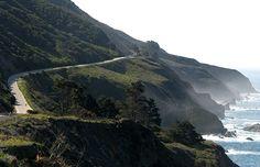 Big Sur Bike Trail — Carmel to Cambria, California