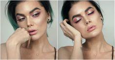 Look 7 by taynábaracho - Eye Parts, Magical Makeup, Linda Hallberg, Eyeshadows, Photo Editor, Baddies, Fashion Beauty, Window, Make Up