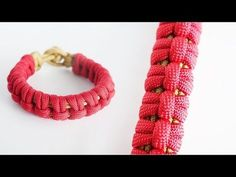 How to Make the Fenrir Paracord Bracelet Paracord Tutorial, Paracord Knots, Paracord Bracelets, Bracelet Knots, Bracelet Making, Parachute Cord Crafts, Paracord Projects, Paracord Ideas, Quilling Earrings