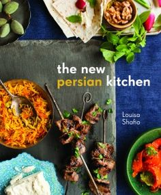 The Joys of #Persian Food With #Cookbook Author Louisa Shafia