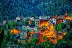 Talasnal. Serra da Lousã - aldeias de xisto mais bonitas de Portugal