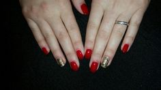 Red n gold