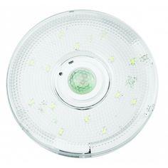 LED Πλαφονιέρα με Ανιχνευτή Κίνησης 7W 4000K  220 Volt θερμό Λευκό Αν ενδιαφέρεστε για αυτό το προϊόν επικοινωνήστε μαζί μας LED+Πλαφονιέρα+με+Ανιχνευτή+Κίνησης+7W+4000K+Φ185+IP20 Led Panel