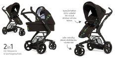 Kinderwagen von ABC Design: Joggerwagen 3tec Lagoon