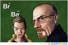 Walter White – Art and Quotes – Breaking Bad