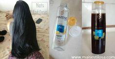 Shampoo bomba de café com óleo de rícino. Essa receita caseira é mais potente, uma versão atualizada dessa mistura caseira que promete fazer o cabelo crescer! Shampoo Bomba, How To Make Hair, Hairspray, Hair Journey, About Hair, Healthy Hair, Coco, Hair Care, Natural Hair Styles