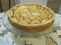 TORTA DE MAÇÃ DA TECA | Tortas e bolos > Receitas de Torta de Maçã | Receitas Gshow