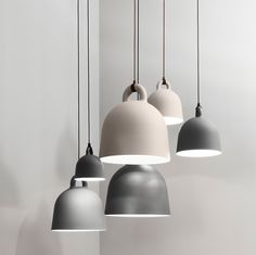 Designstuff provides a range of contemporary home decor including this beautiful Bell Lamp by Normann Copenhagen, Denmark. Shop now!